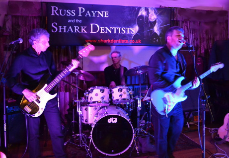 Russ Payne and the Shark Dentists